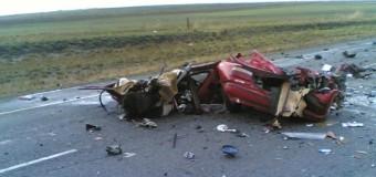 Statistici triste pentru anul trecut:  În țară s-au produs 2 564 accidente rutiere