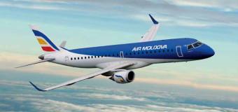 """""""Air Moldova"""" lansează cursa directă Chișinău-Viena"""
