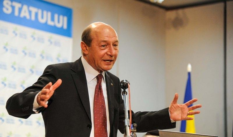Prim-vicepreşedintele (PUN), despre cum se va implica Traian Băsescu în alegerile parlamentare