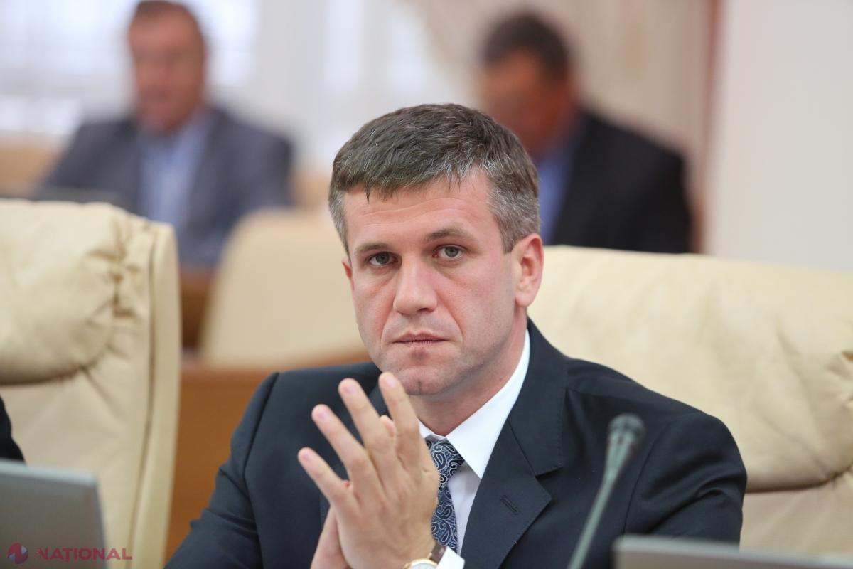 Vasile Botnari: Am încredere că acțiunile bune vor fi continuate de noua conducere a Ministerului