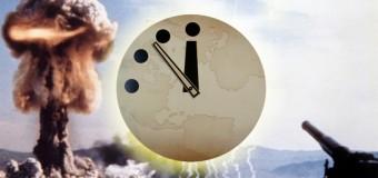 SFÂRȘITUL LUMII e mai aproape decât credeam! Ceasul care arată cât mai avem până la DISTRUGERE!
