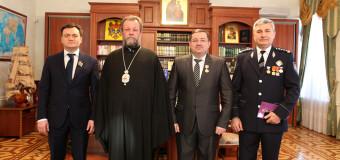 Recean și Bodrug – ctitori ai Bisericii Ortodoxe din Moldova. Au fost decorați!