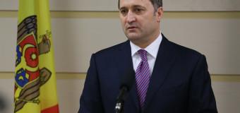 Vlad Filat: Desemnarea lui Chiril Gaburici este o decizie conștientă