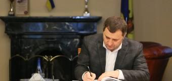 Președintele PLDM și-a pus semnătura: Este încă o filă neagră…