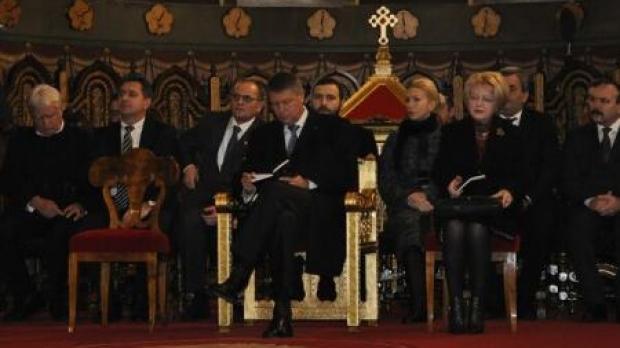 Iohannnis, după slujba de la Sibiu: A fost un moment de mare bucurie