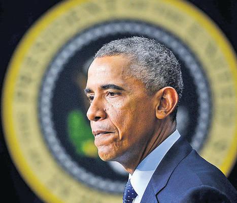 Obama, suspect de cancer în gât