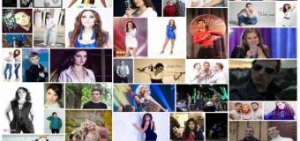 Eurovision: Au fost selectați cei 24 de semifinaliști!