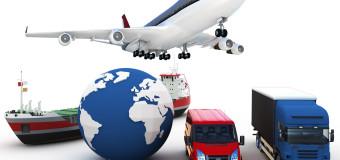 Volumul de mărfuri transportate a scăzut