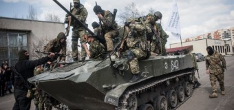 Situaţie gravă la Doneţk: Armata ucraineană bate în retragere