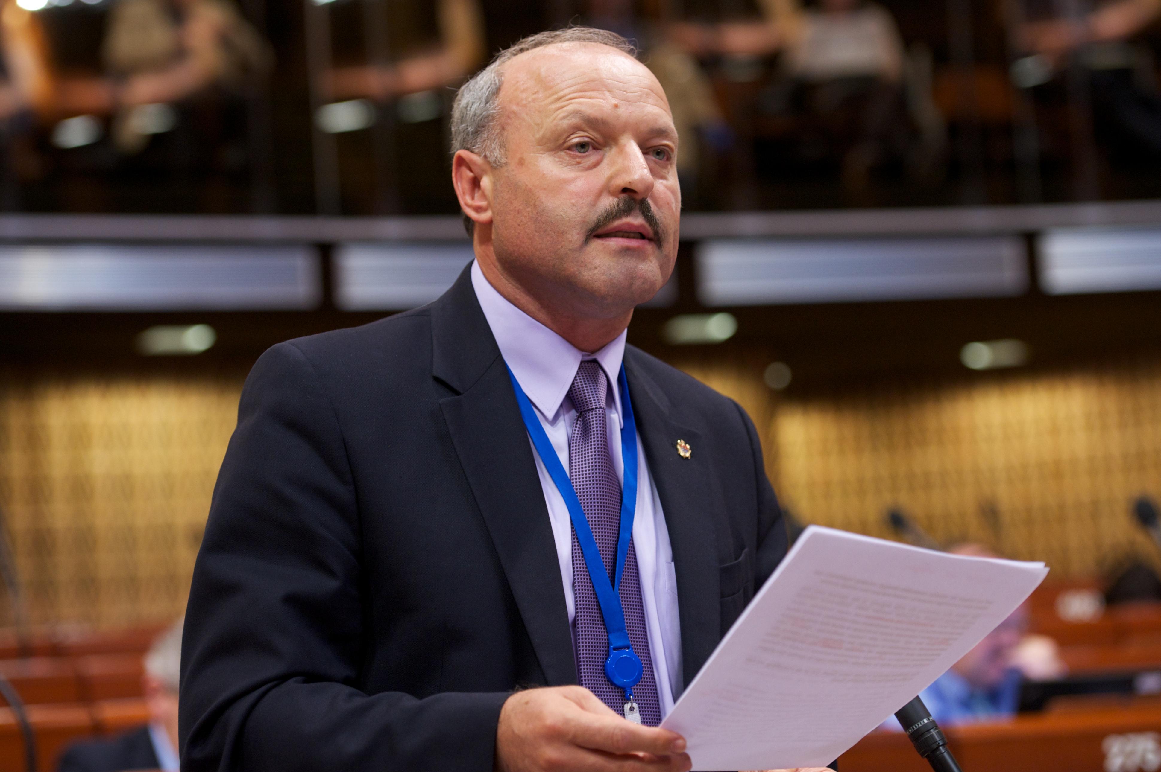 Valeriu Ghilețchi – cel mai activ parlamentar de la APCE