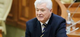 Vladimir Voronin: Salutăm pasul domnului Gaburici