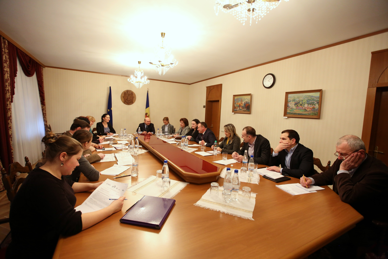 Președintele Parlamentului și societatea civilă au convenit