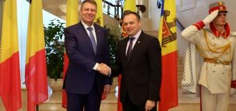 Candu: România a acordat Republicii Moldova o susținere deosebită în diferite domenii