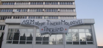 Tinerii Moldovei recrutează noi membri