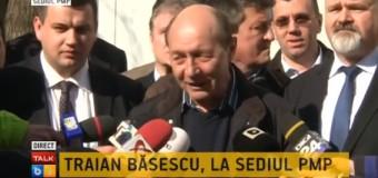 Băsescu oferă prima reacție după reținerea Elenei Udrea