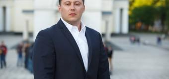 """Declarație: """"Capitala R. Moldova, în loc să devină europeană, a devenit o mare piață centrală"""""""