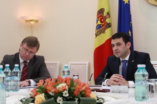 Cadoul lui Chiril Gaburici pentru Principele Radu şi Principele Nicolae al României