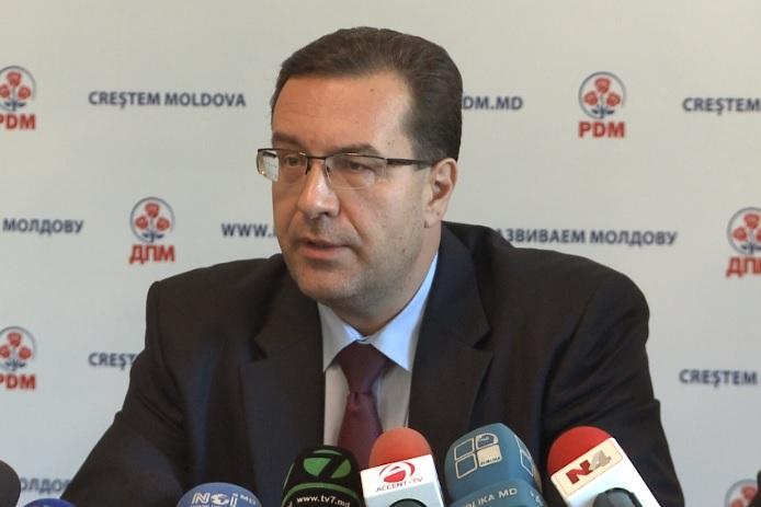 PDM: Domnul Gaburici cunoaște foarte bine situația actuală