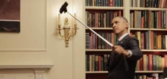 Obama se prostea în faţa camerelor în timp ce Merkel şi Hollande discutau cu Putin