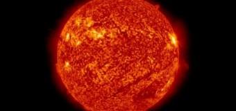 Activitatea Soarelui timp de 5 ani, intr-un clip time-lapse de 3 minute publicat de NASA! (video)