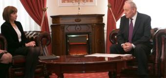 Timofti a reiterat angajamentul autorităților de la Chișinău de a coopera cu reprezentanța ONU
