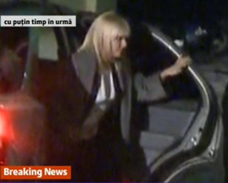 Situație fără precedent: Elena Udrea, fără cătușe la arest