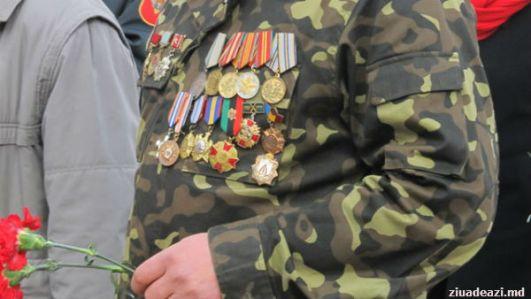 Veteran de război: Voi pleca cu drapelul Republicii Moldova în fața Parlamentului European