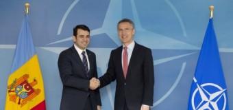 Secretarul General NATO va vizita Republica Moldova