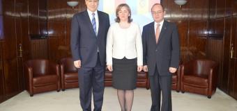 Gherman către Ponta: Este un prim pas pentru diversificarea căilor de aprovizionare a RM cu gaze naturale