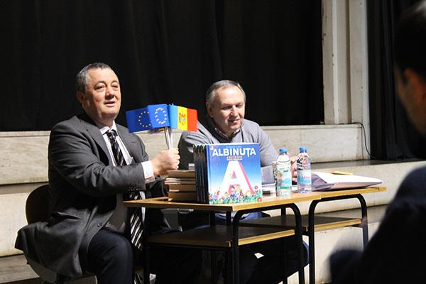 (FOTO) Moldovenii din Beja vor constitui o asociaţie