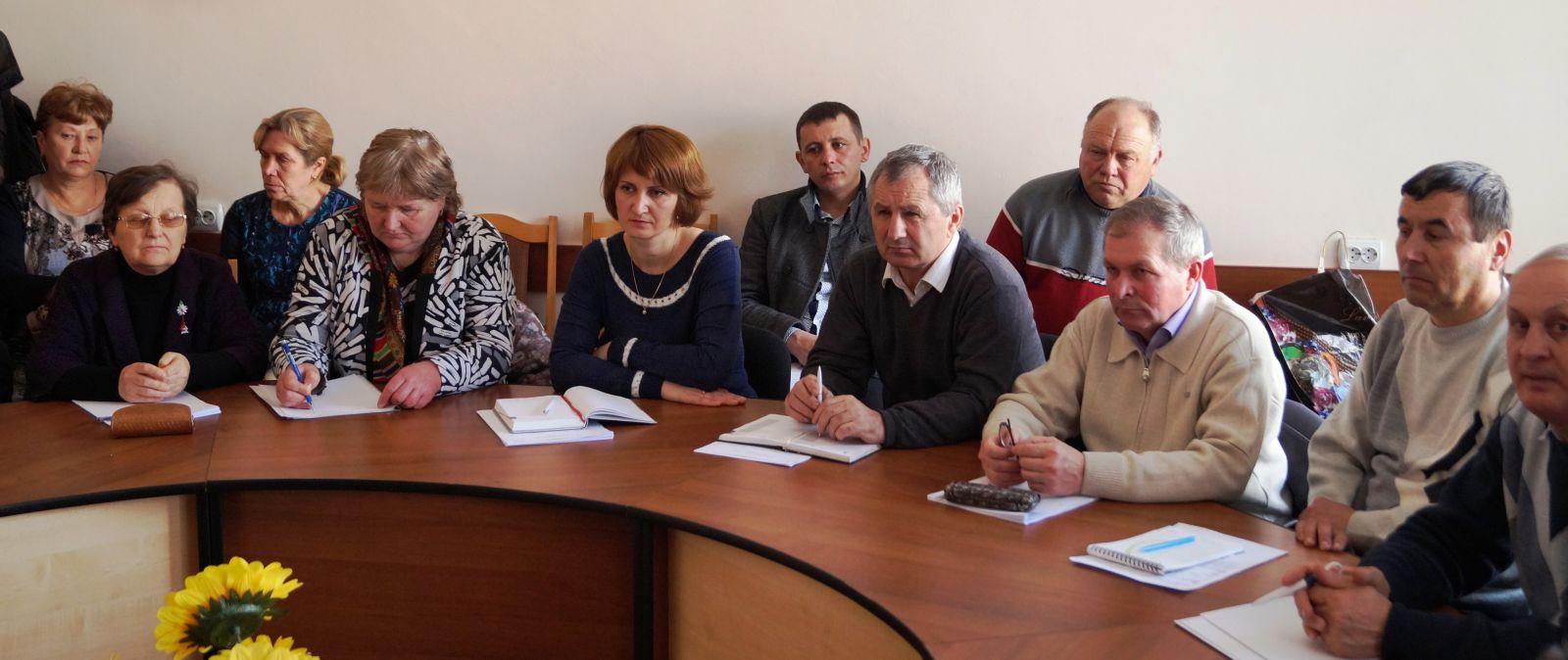Prima ședință condusă de noul director al ANSA