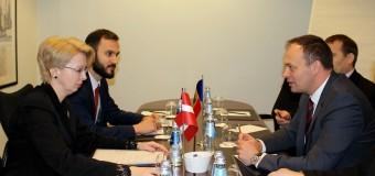 Andrian Candu: Legislativul e interesat de preluarea practicilor și studierea legislației letone
