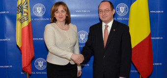 Gherman: Mă bucur că la București putem discuta de integrarea europeană a RM în logica de pre-aderare