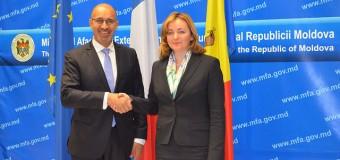 Secretarul de stat pentru Afaceri Europene al Franței, la Chișinău: Franţa este angajată pe deplin în susţinerea parcursului european al R. Moldova