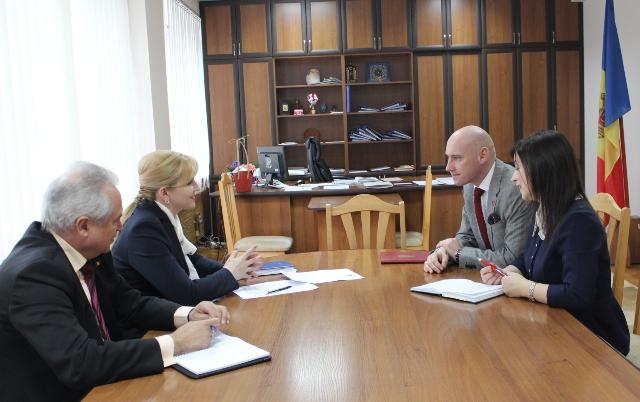 Ministerul Muncii și Ambasada Austriei continuă colaborarea în domeniul protecției persoanelor cu dizabilități
