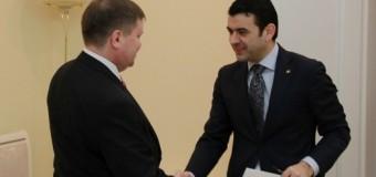 """Chiril Gaburici: """"Ungaria este un partener important pentru Republica Moldova"""""""