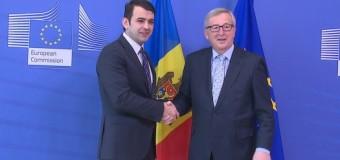 Gaburici: Integrarea Europeană este prioritatea programului de activitate