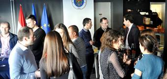 """Diaspora din Olanda a marcat sărbătoarea Primăverii la restaurantul """"Moldova"""" din Amsterdam"""