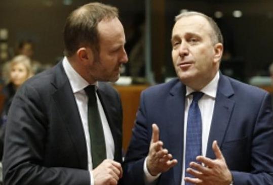 Miniştrii de Externe ai Danemarcei şi Poloniei vin la Chișinău