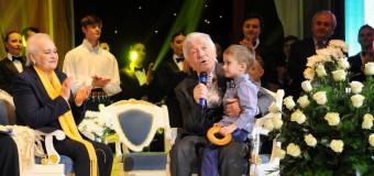 Maestrul Mihai Volontir împlinește astăzi 81 de ani de la naștere