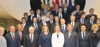 Natalia Gherman a participat la cea de-a șasea reuniune ministerială a Parteneriatului Estic (PaE)