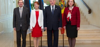 Nicolae Timofti: Succesele Estoniei demonstrează avantajele integrării în UE