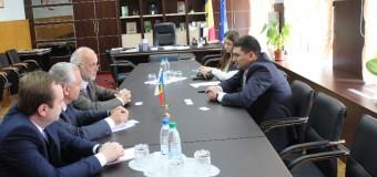 Ion SULA a  avut o întrevedere cu Reprezentantul FAO în Republica Moldova.