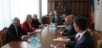 Germania susţine dezvoltărea domeniului sistemului social din Republica Moldova