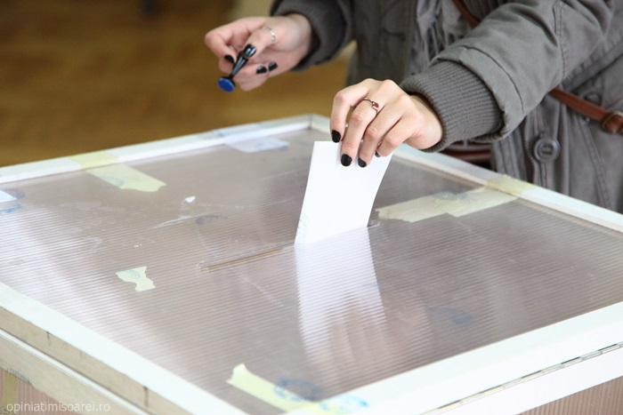 Inițiativă, după referendum: Introducerea votului obligatoriu va reduce frauda electorală si va crește legitimitatea instituțiilor