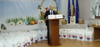 PDM: Coșul de Paște va ajunge la 820 de familii