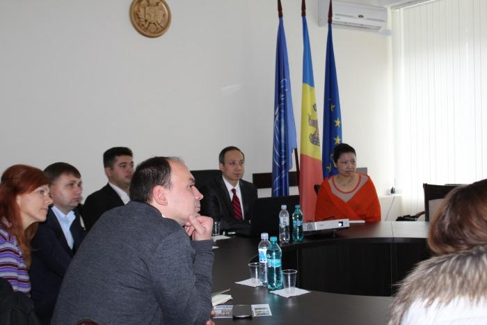 Declaraţie: Moldova este încă necunoscută pentru turiştii chinezi şi din acest motiv…