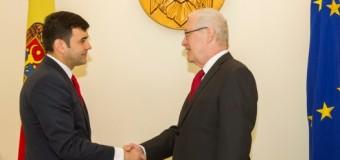 Prim-ministrul Cehiei vine la Chișinău