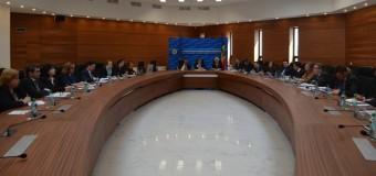 Gherman la întâlnirea cu ambasadorii UE: Primele rezultate ale implementării Acordului de Asociere…