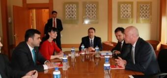 Guvernul pledează pentru aprofundarea parteneriatului comercial cu Turcia